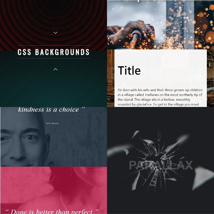 Free background styles for designing beautiful web pages.