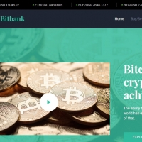 BitBank is a cryptocurrency based shopping theme with lots of features.