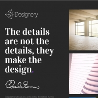 Designery is a light template for designing your website.