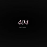 A 404 page code with the phrase 404 written on the page displayed to us in glitch and is pure CSS.