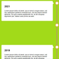 Simple Scrollable Vertical Timeline for . . .